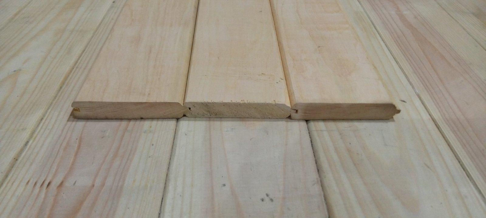 Продам деревянную вагонку ольха